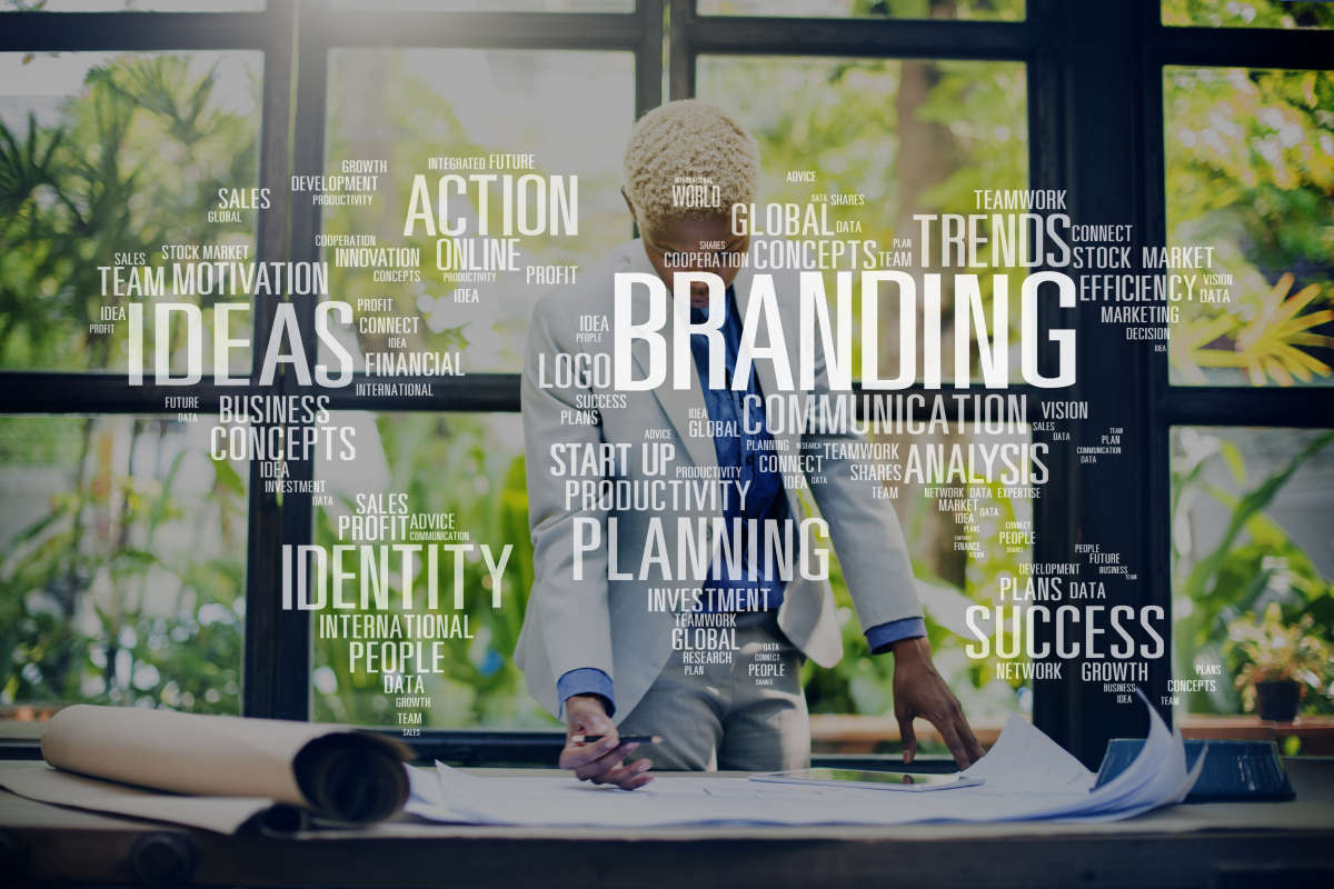 branding strategy, Small business branding strategy: Involve a visual branding expert from the start