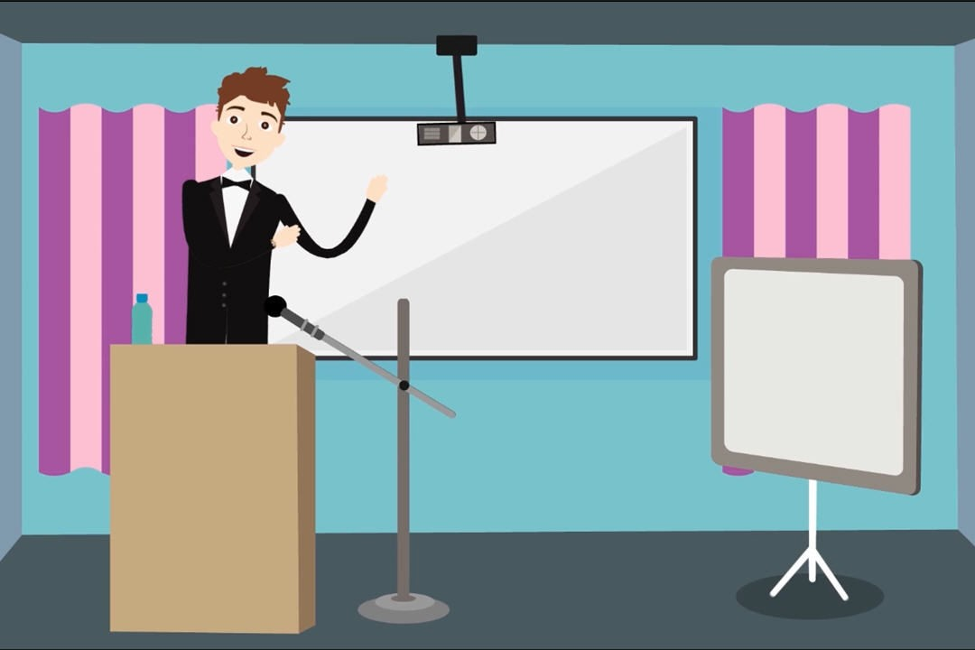"animated corporate video, Create a ""Wow"" moment for your next event with an animated corporate video"