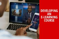 e-learning course, Developing An E-learning Course